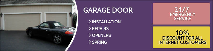 Garage Door Installation in Thornton, CO